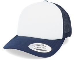 Navy/White Trucker - Yupoong