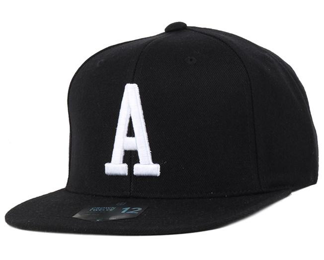 Alpha Alphabet Snapback - State Of Wow