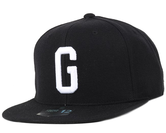 Golf Alphabet Snapback - State Of Wow