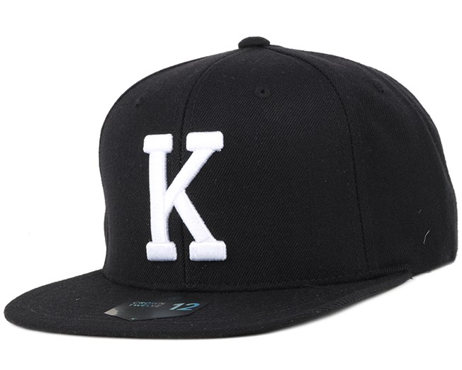 Kilo Alphabet Snapback - State Of Wow