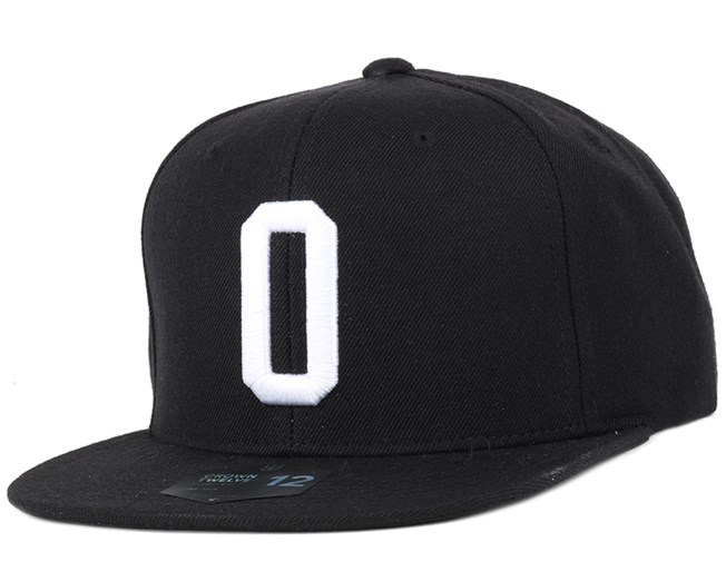 Oscar Alphabet Snapback - State Of Wow