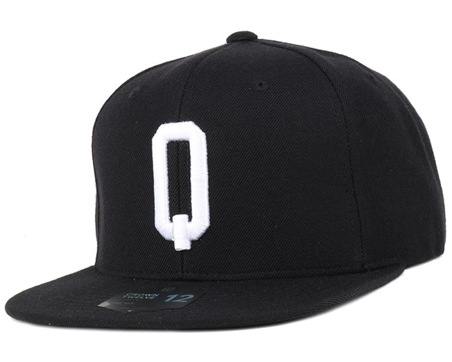 Qubec Alphabet Snapback - State Of Wow