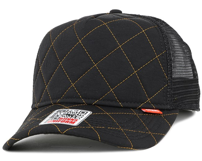 Hunter Black/Wheat Trucker - Djinns
