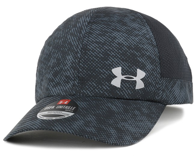 Fly Fast Black Adjustable - Under Armour