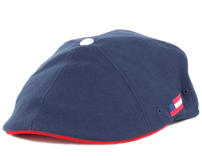 National 504 USA Flat Cap - Kangol