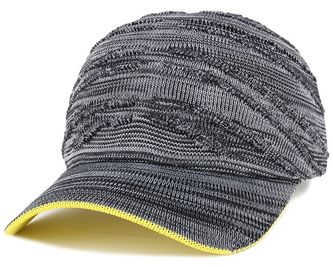 Speed Knit Space Black/Solar Adjustable - Kangol