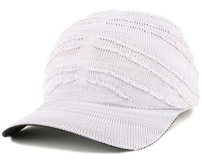 Speed Knit Space White/Black Adjustable - Kangol