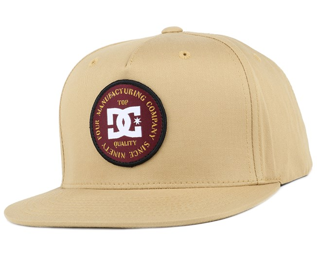 Chargy Dull Gold Snapback - DC