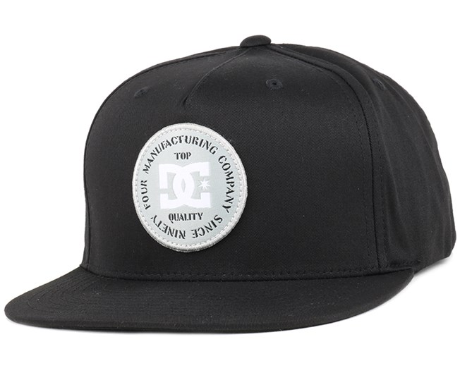 Chargy Licorice Snapback - DC