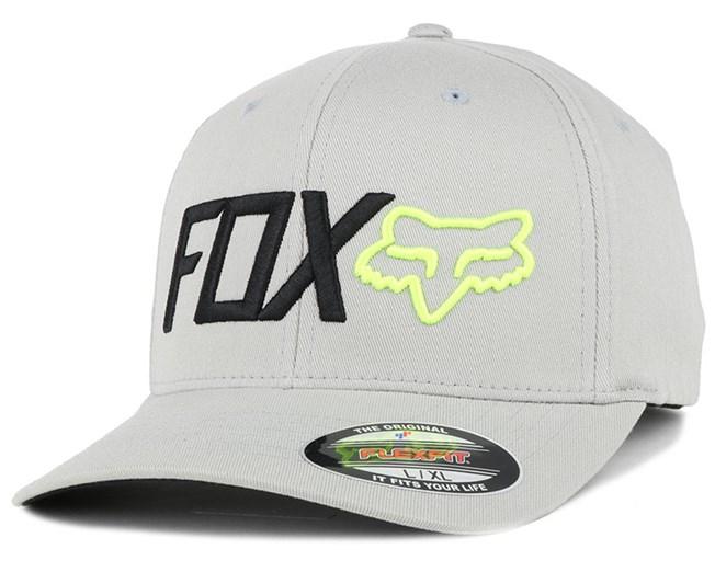 Scathe Grey Flexfit - Fox