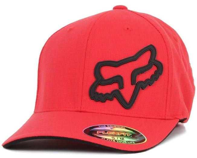 Signature Red Flexfit - Fox