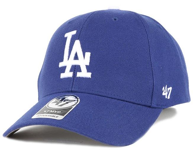 LA Dodgers Mvp Home Adjustable - 47 Brand