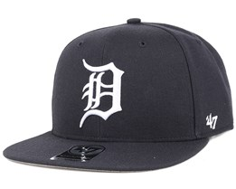 Detorit Tigers Sure Shot 47 Captain Navy Snapback - 47 Brand