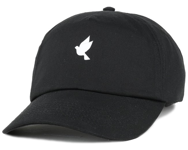 Black Soft Sportcap Adjustable - Galagowear