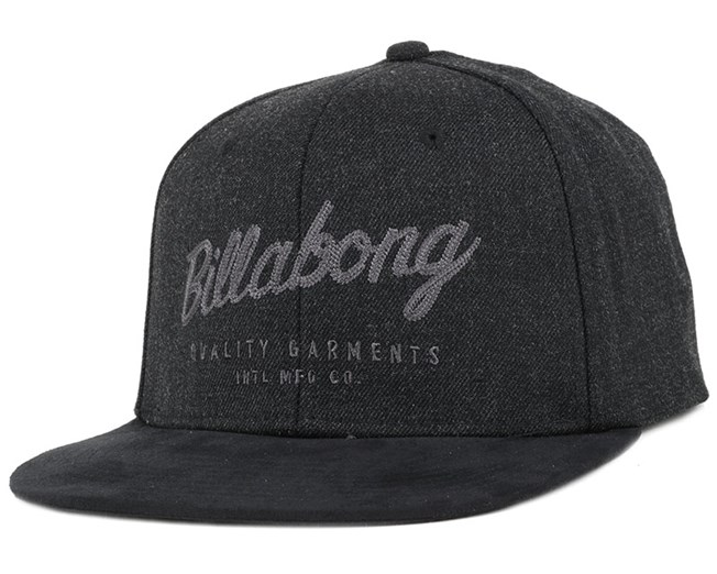 Sama Dark Grey Snapback - Billabong