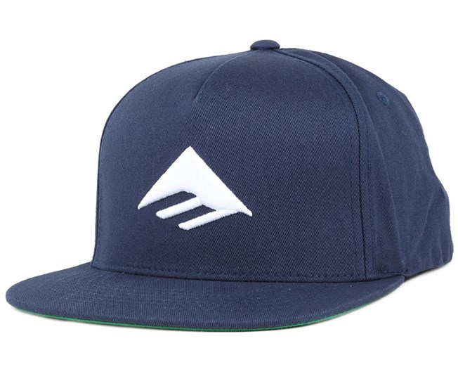 Triangle Blue Snapback - Emerica