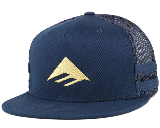 Triangle Blue Trucker - Emerica