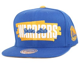 Golden State Warriors Winning Streak Snapback - Mitchell & Ness