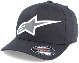 Logo Astar Charcoal/White - Alpinestars