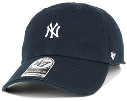 NY Yankees Centerfield Clean Up Fall Navy Adjustable - 47 Brand