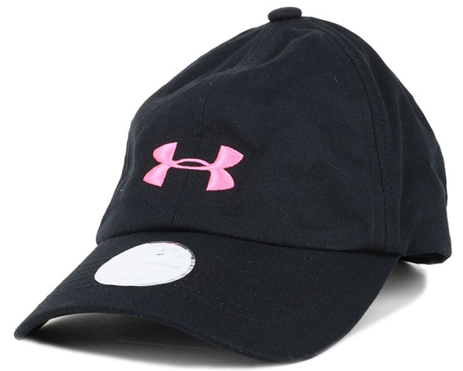 Solid Armour Woman Black Adjustable - Under Armour