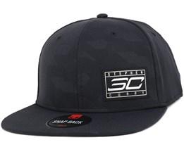 SC30 Black Snapback - Under Armour
