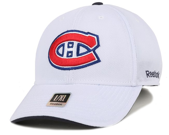 Montreal Canadiens Fo Structure Flexfit - Reebok