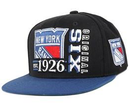 NY Rangers Org 6 Snapback - Reebok