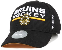 Boston Bruins Locker Room 3 Flexfit - Reebok