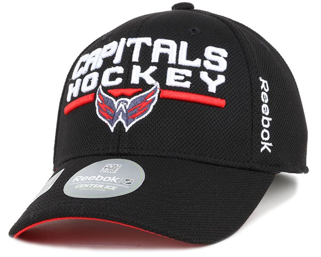 Washington Capitals Locker Room 3 Flexfit - Reebok