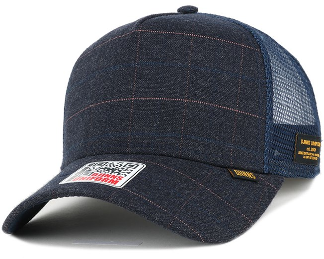 HFT Sherlock Navy Adjustable - Djinns