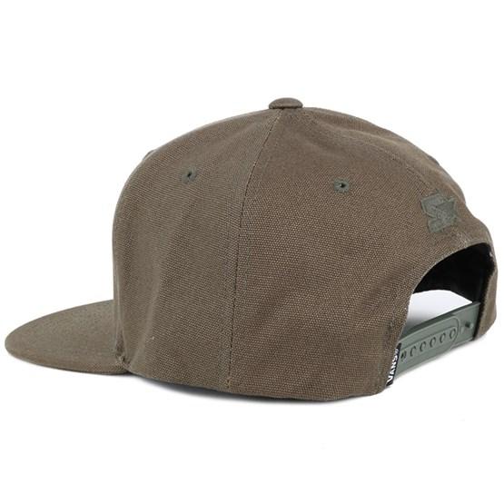 25d9af8171f Full Patch Starter Grape Leaf Snapback - Vans caps