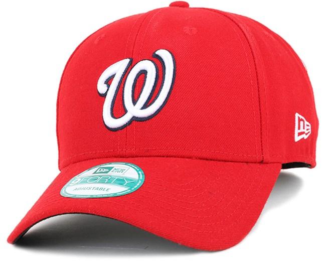 Washington Nationals Game 940 Adjustable - New Era