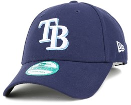 Tampa Bay Rays Game 940 Adjustable - New Era