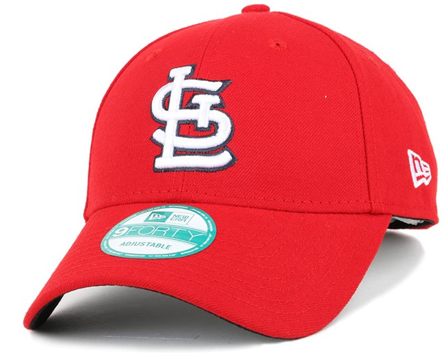 St. Louis Cardinals Game 940 Adjustable - New Era
