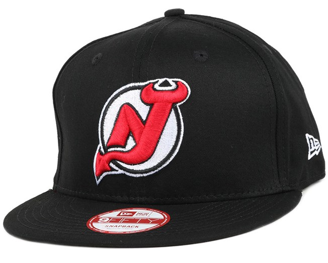 New Jersey Devils Black Base 9Fifty Snapback - New Era