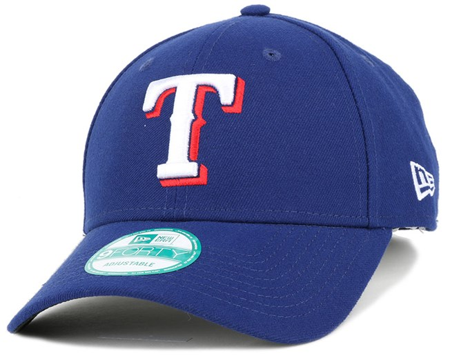Texas Rangers The League Game 940 Adjustable - New Era