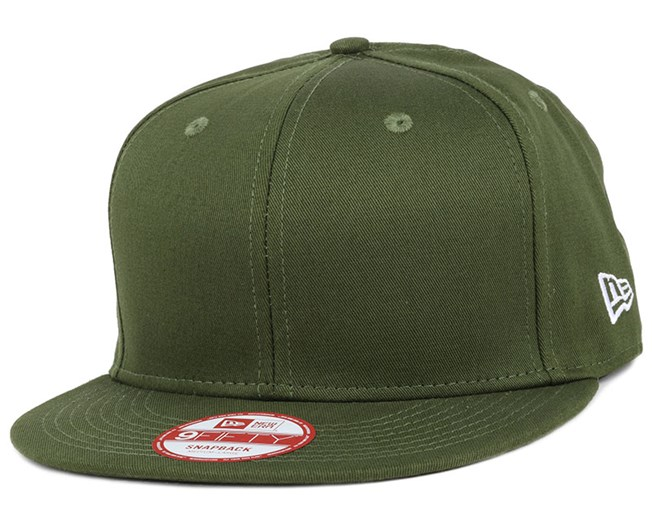 Cotton Rifle Green 9Fifty Snapback - New Era