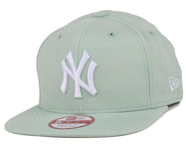NY Yankees Oxford Lights Green 9Fifty Snapback - New Era