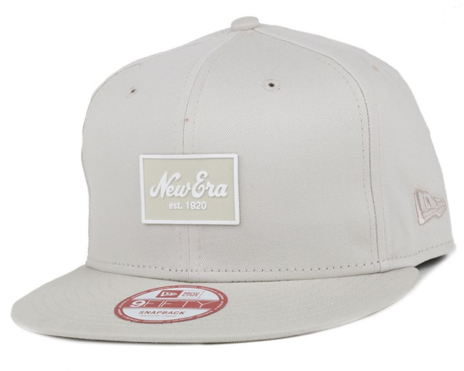 Patched Tone Stone 9Fifty Snapback - New Era