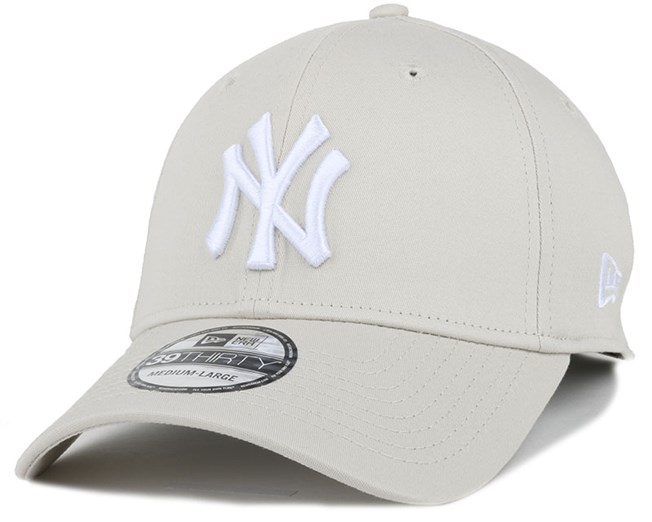 NY Yankees League Essential Stone 39Thirty Flexfit - New Era