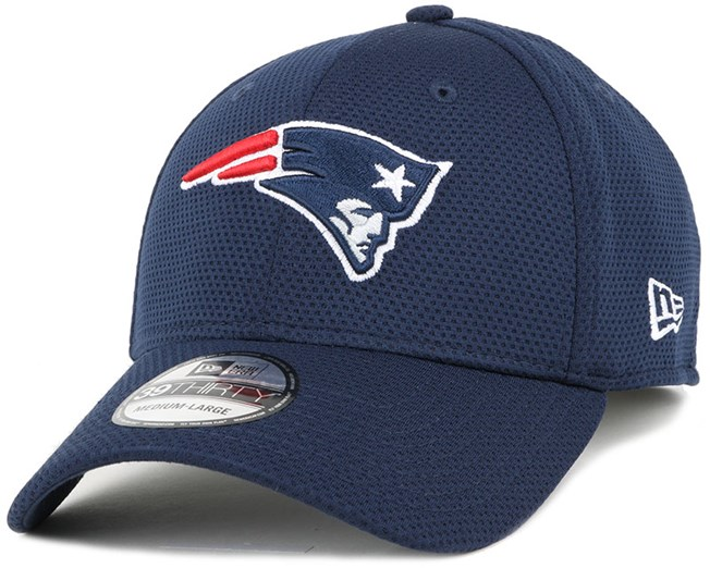 a191d8424bf24 New England Patriots Sideline Tech 39Thirty Flexfit - New Era caps ...