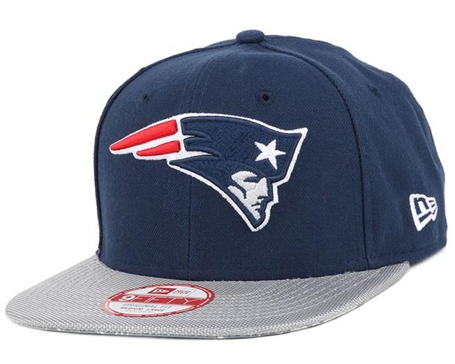 New England Patriots NFL Sideline 9Fifty Snapback - New Era