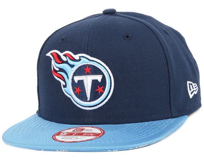 Tennessee Titans NFL Sideline 9Fifty Snapback - New Era