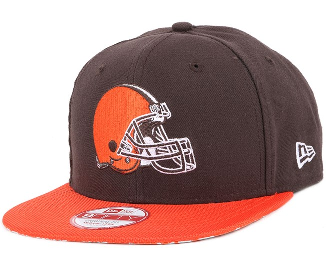 Cleveland Browns NFL Sideline 9Fifty Snapback - New Era