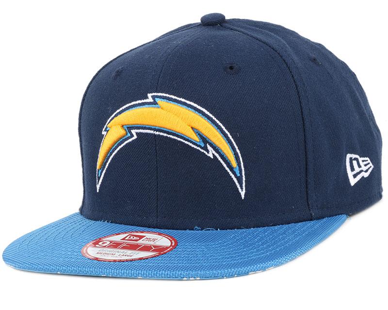 San Diego Chargers Nfl Sideline 9fifty Snapback New Era