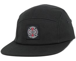 Truck Co. Black 5-Panel - Independent