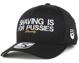 Shaving Black Flexfit - Bearded Man