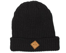 The Folder 2 Black Beanie - Northern Hooligans
