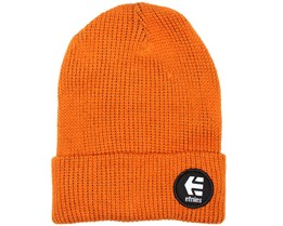 Classic Orange Beanie - Etnies